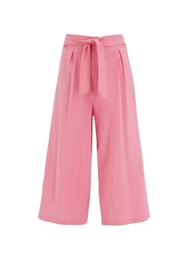 DeFacto Kız Çocuk Culotte Pantolon Pembe
